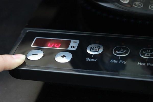 Cách sử dụng bếp điện tiết kiệm