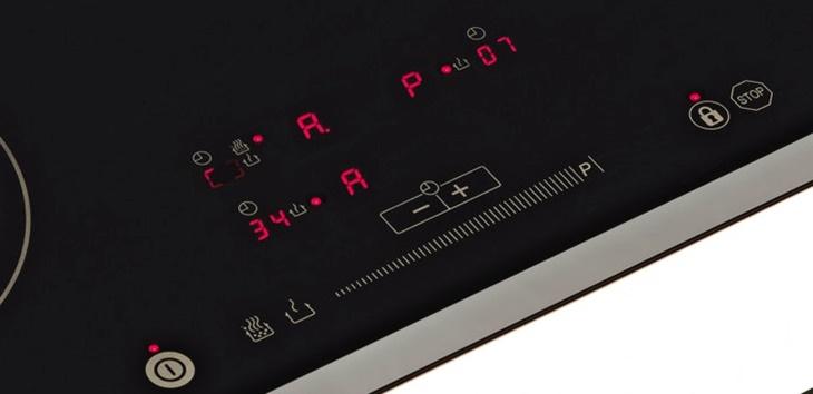 Chức năng các ký hiệu trên mặt kính bếp điện Teka