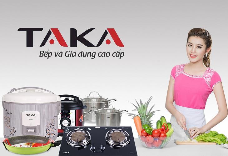 Tìm hiểu về những thông tin của thương hiệu bếp điện từ Taka