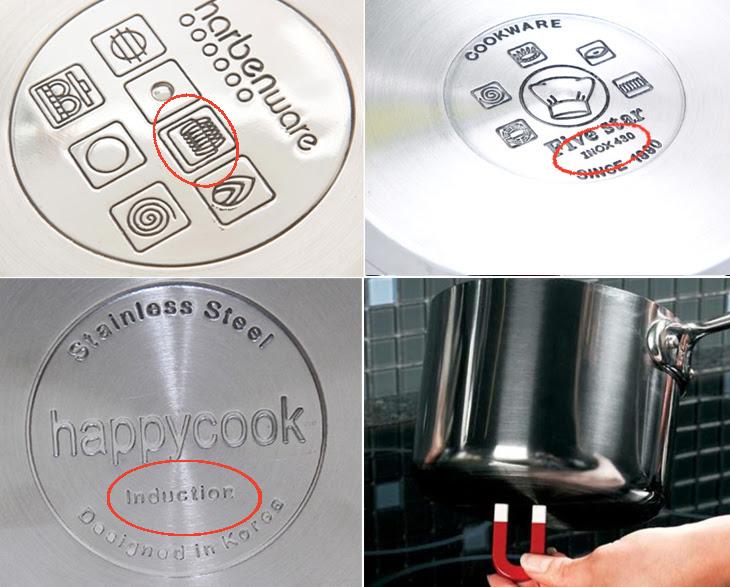Nên chọn loại nồi nào cho bếp từ Panasonic?