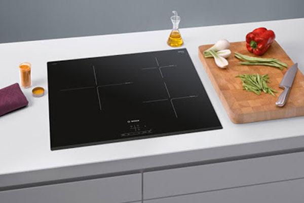 Cách sử dụng bếp từ Bosch PUC631BB2E đơn giản và hiệu quả