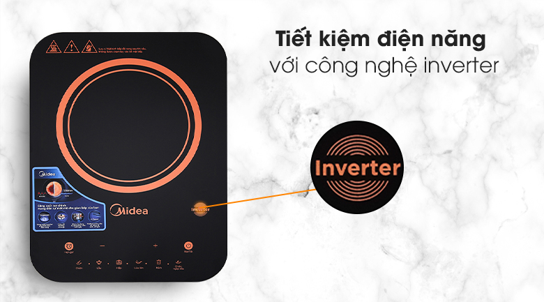 Những thông tin cần biết về bếp từ Inverter